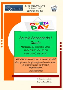 Open Day SSPG