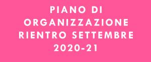 ORGANIZZAZIONE RIENTRO GENERALE  - 1111